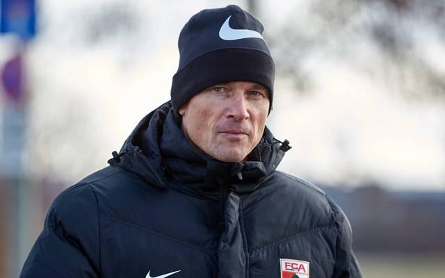 FC Augsburg: Mit Jens Lehmann kehrt gegen Mainz der Erfolg zurück , Jens Lehmann arbeitete vor seiner Zeit in Augsburg schon beim FC Arsenal als Co-Trainer
