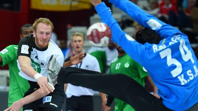 Deutschland hat bei der WM einen klaren Sieg gegen Saudi Arabien gefeiert