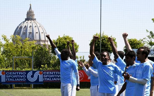ITALY-FBL-CLERICUS-FEATURE-VATICAN-RELIGION