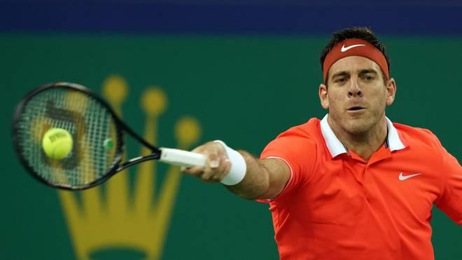 Juan Martín del Potro verzichtet auf den Davis Cup im November