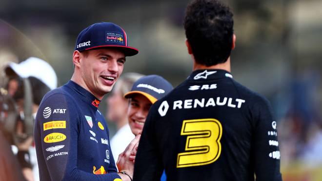 Max Verstappen wird vorerst nicht zu Ferrari oder Mercedes wechseln