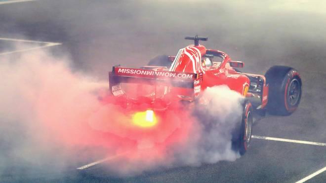 In der nächsten Saison will Sebastian Vettel wieder voll durchstarten