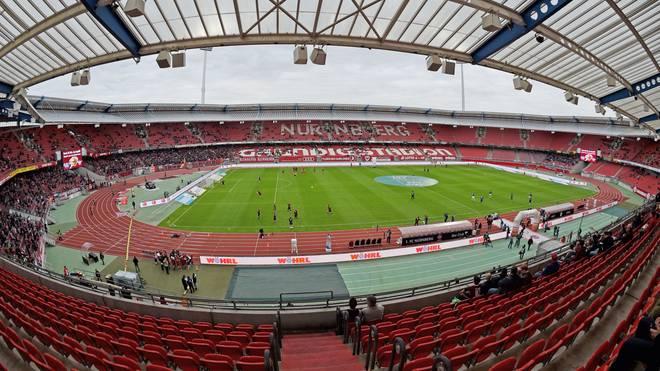 Der 1. FC Nürnberg trägt seine Heimspiele im Grundig Stadion aus