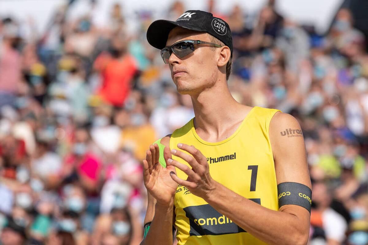 Damit hat wohl kaum einer gerechnet! Julius Thole beendet überraschend seine Beachvolleyball-Karriere. Der erst 24-Jährige will sich nun um sein Studium kümmern.