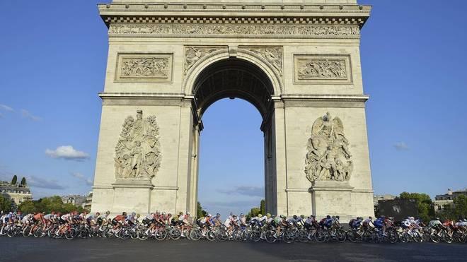 Das Tour-Finale steigt traditionell in Paris
