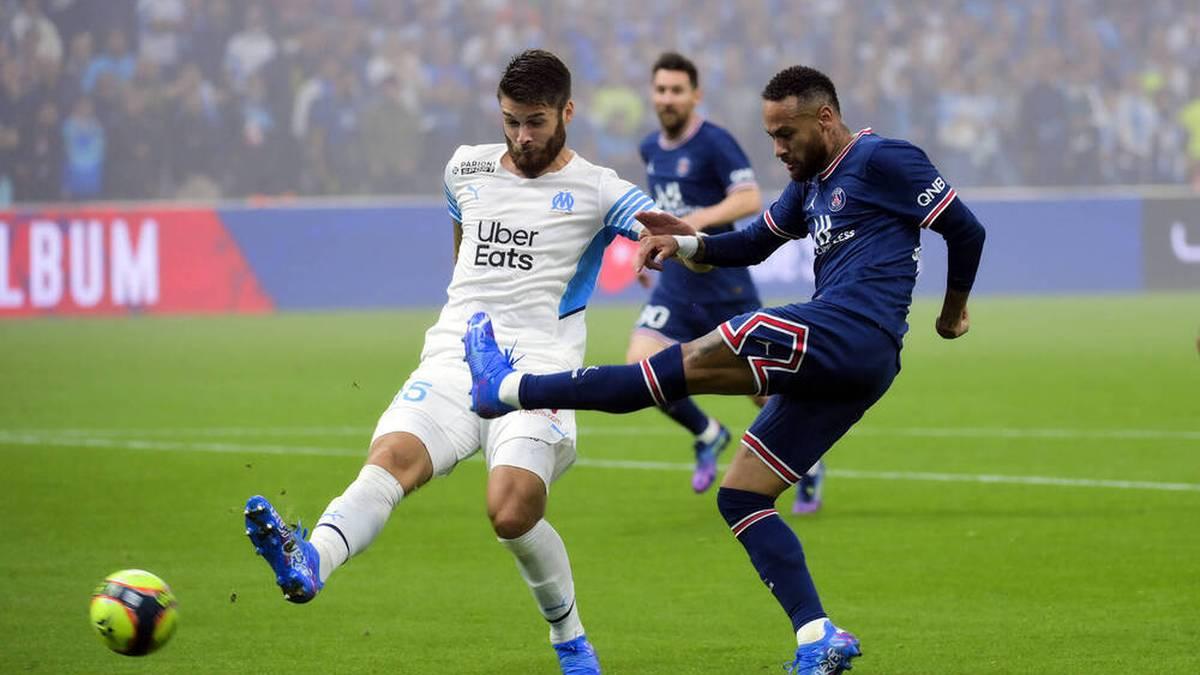 Marseille erkämpft Punkt gegen PSG