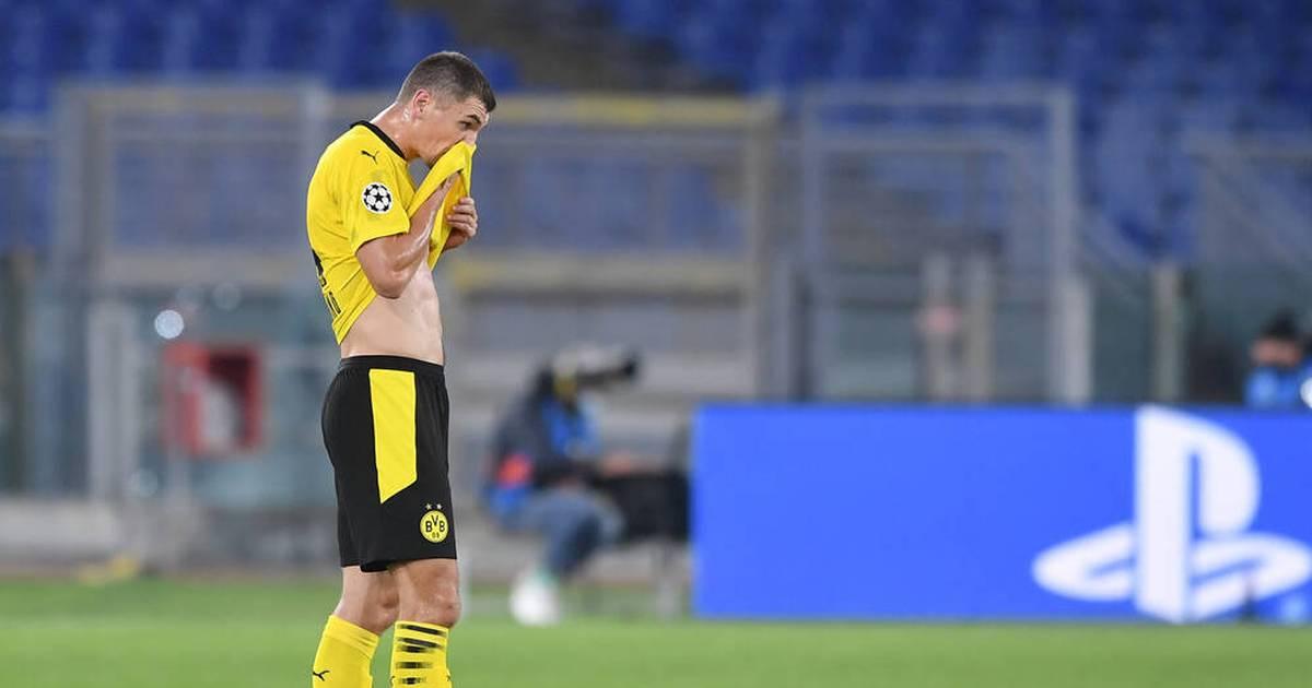 Champions League: Lazio Rom - BVB, Einzelkritik mit Reus, Haaland, Hummels