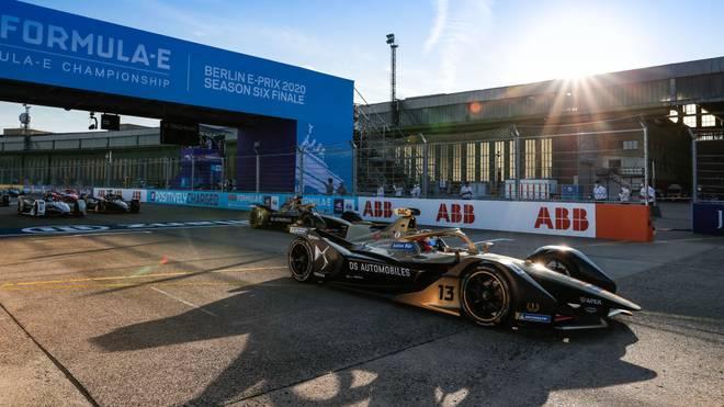 Antonio Felix da Costa ist neuer Formel-E-Champion
