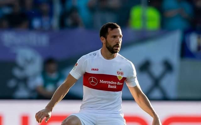 Gonzalo Castro will mit dem VfB Stuttgart zurück in die Bundesliga