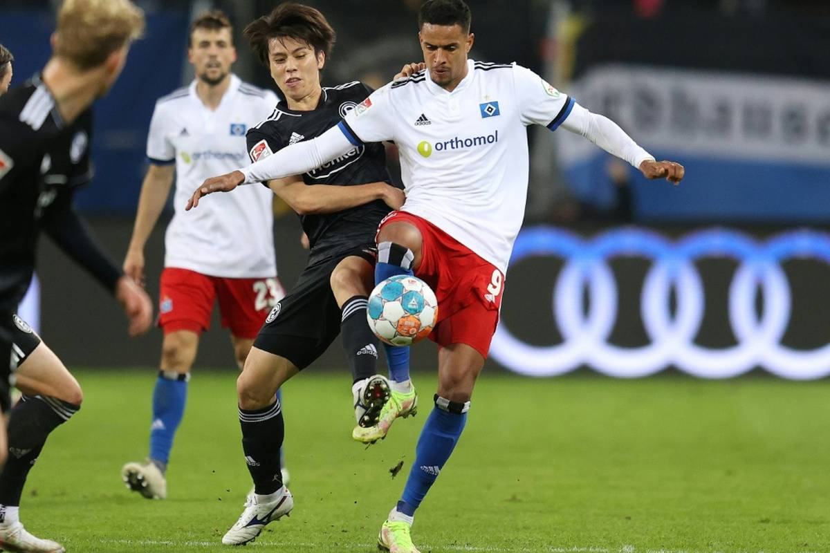 Nach dem Rassismus-Eklat beim Spiel gegen Fortuna Düsseldorf wird der DFB-Kontrollausschuss Ermittlungen gegen den Hamburger SV einleiten.