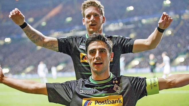 Lars Stindl und Andre Hahn