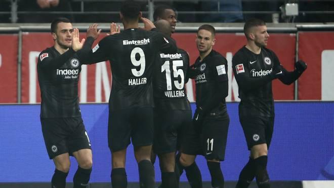 Eintracht Frankfurt gewinnt beim Florida Cup mit 2:1 gegen den FC Sao Paulo