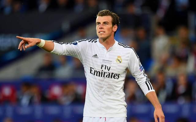 Gareth Bale kam bei Real Madrid zuletzt kaum noch zum Einsatz