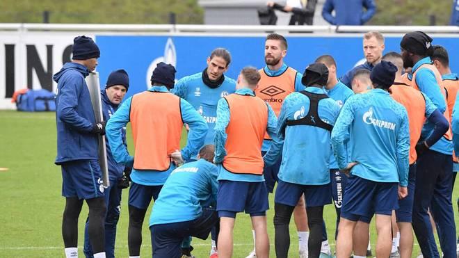 Manuel Baum wartet mit Schalke weiter auf den ersten Sieg