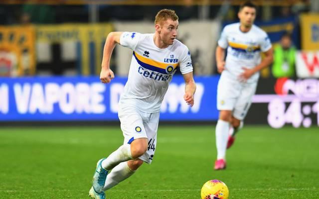 Dejan Kulusevski wechselt zu Juventus Turin, wird aber wieder an Parma Calcio verliehen