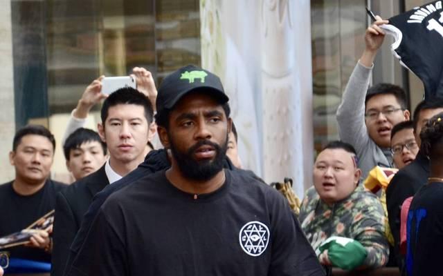 Kyrie Irving spielt seit 2019 bei den Brooklyn Nets