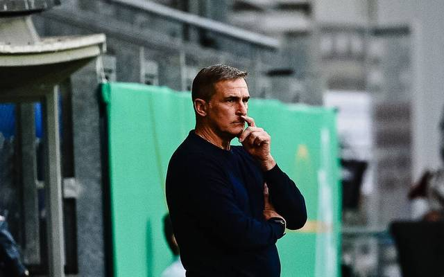 Stefan Kuntz muss mit der U21 in Chisnau antreten