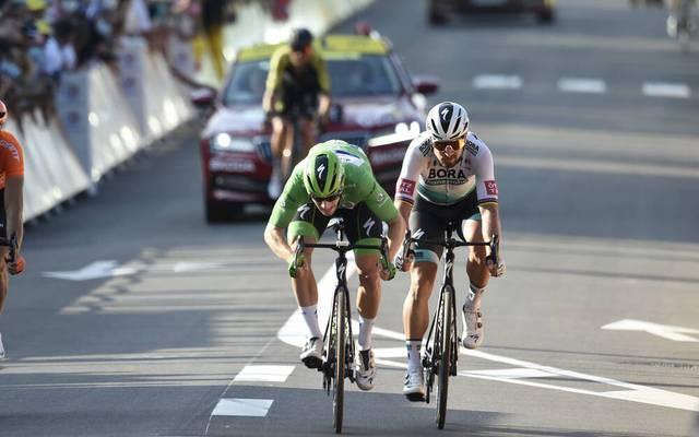 21. Etappe: Welcher Sprinter siegt auf der Champs-Élysées?