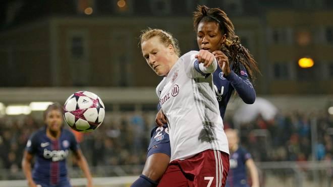FC Bayern Muenchen v Paris St. Germain - UEFA Women's Champions League