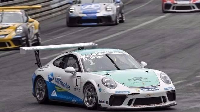 Start-Ziel-Sieg für Dennis Olsen beim zweiten Rennen auf dem Norisring