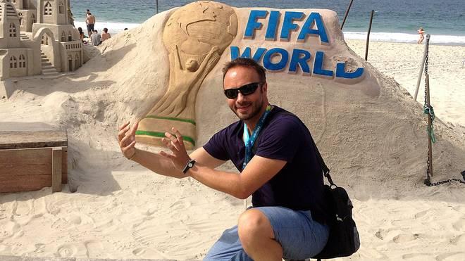 Thorsten Mesch Pokal WM 2014