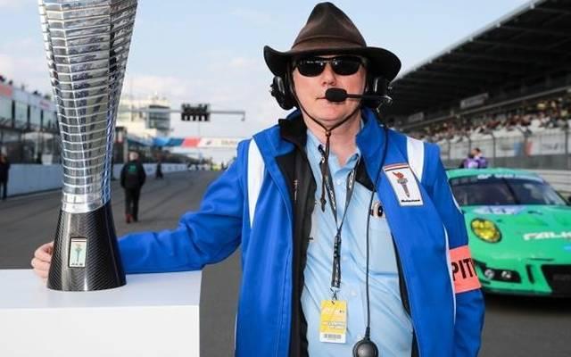 James Glickenhaus (hier bei den 24h Nürburgring) ärgert sich über Toyota