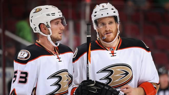 NHL: Pleite für Korbinian Holzer und Anaheim Ducks gegen Winnipeg Jets