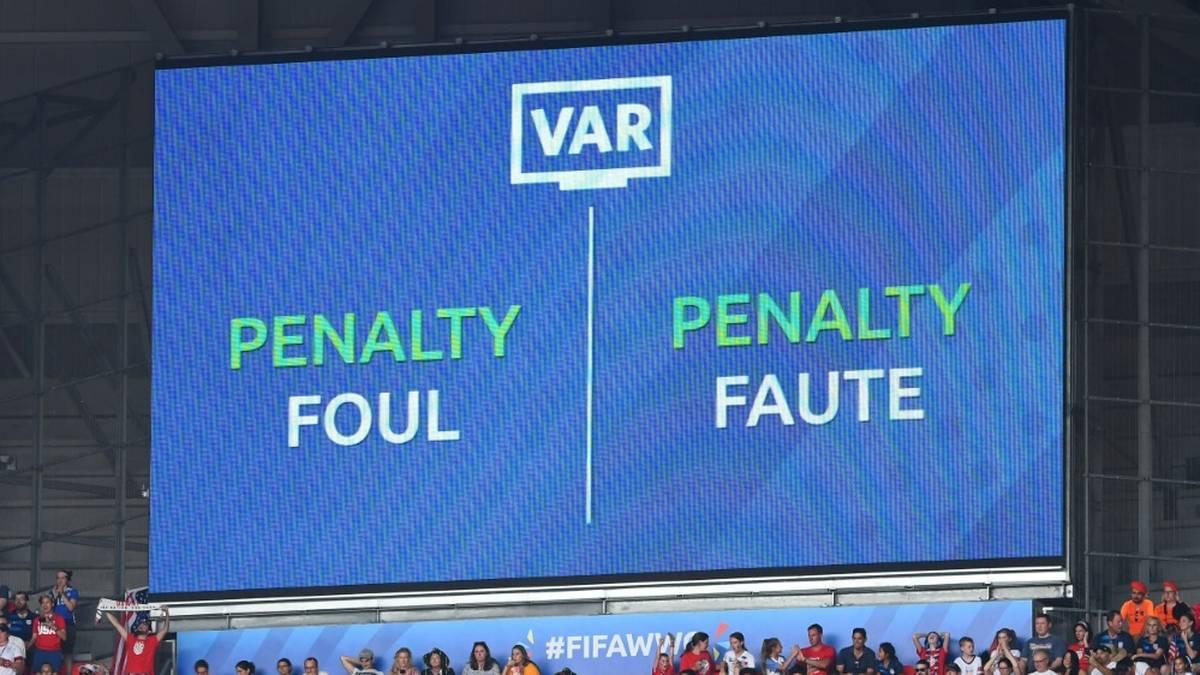 Niederlande ändert VAR-Regel