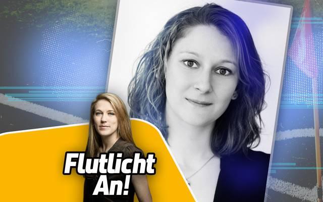 """Louisa Ramsaier ist zu Gast bei """"Flutlicht an!"""" mit Autorin Mara Pfeiffer"""