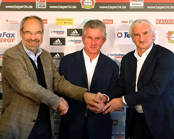 Damit hat niemand gerechnet: Jupp Heynckes wird neuer Trainer von Bayer 04 Leverkusen: Am 6. Juni wird er offiziell vorgestellt