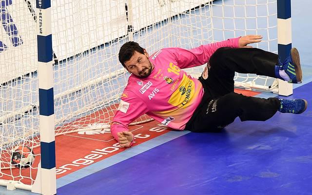Arpad Sterbik feierte mit der spanischen Handball-Nationalmannschaft große Erfolge