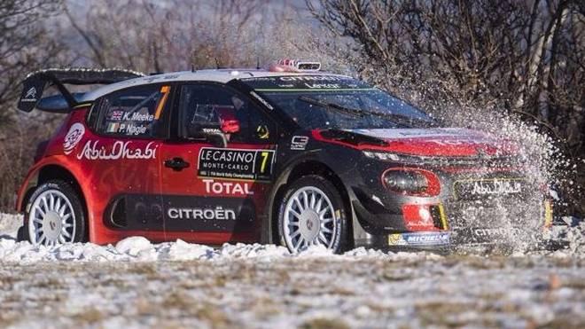 Citroen muss bei der Rallye Schweden ein gutes Ergebnis einfahren