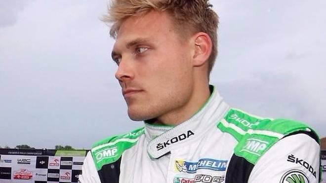 Pontus Tidemand hofft auf den Aufstieg ins World-Rally-Car