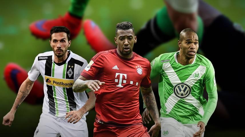 Kopfballduelle, Grätschen, Ballgewinne - welche Spieler der Bundesliga agieren in diesen Situationen am erfolgreichsten? SPORT1 zeigt die zehn besten Zweikämpfer der Saison 2014/15. Dabei sind nur Akteure gewertet, die mehr als 200 Duelle bestritten haben