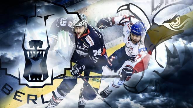 Die Adler und die Eisbären kämpfen um den Sieg