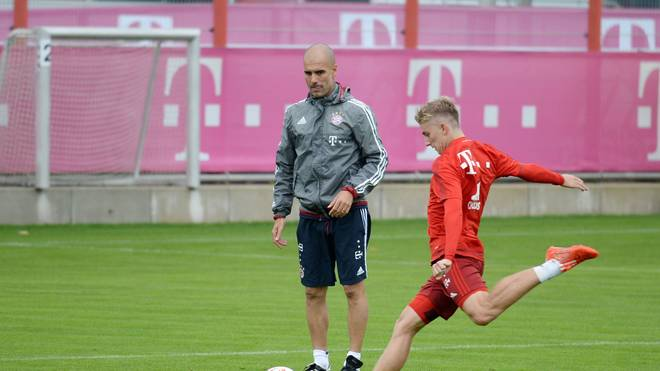 Sinan Kurt profitierte von der Zusammenarbeit mit Pep Guardiola