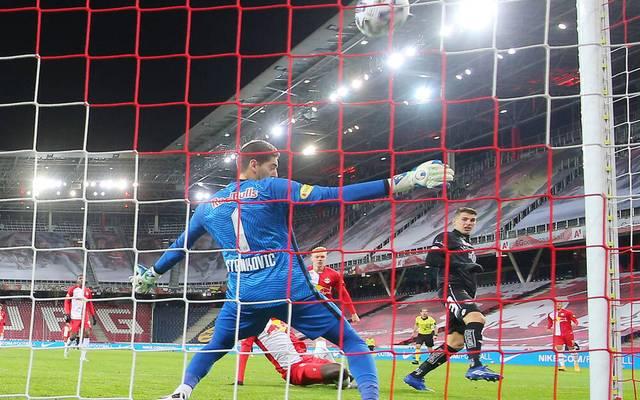 Red Bull Salzburg verlor überraschend gegen Sturm Graz