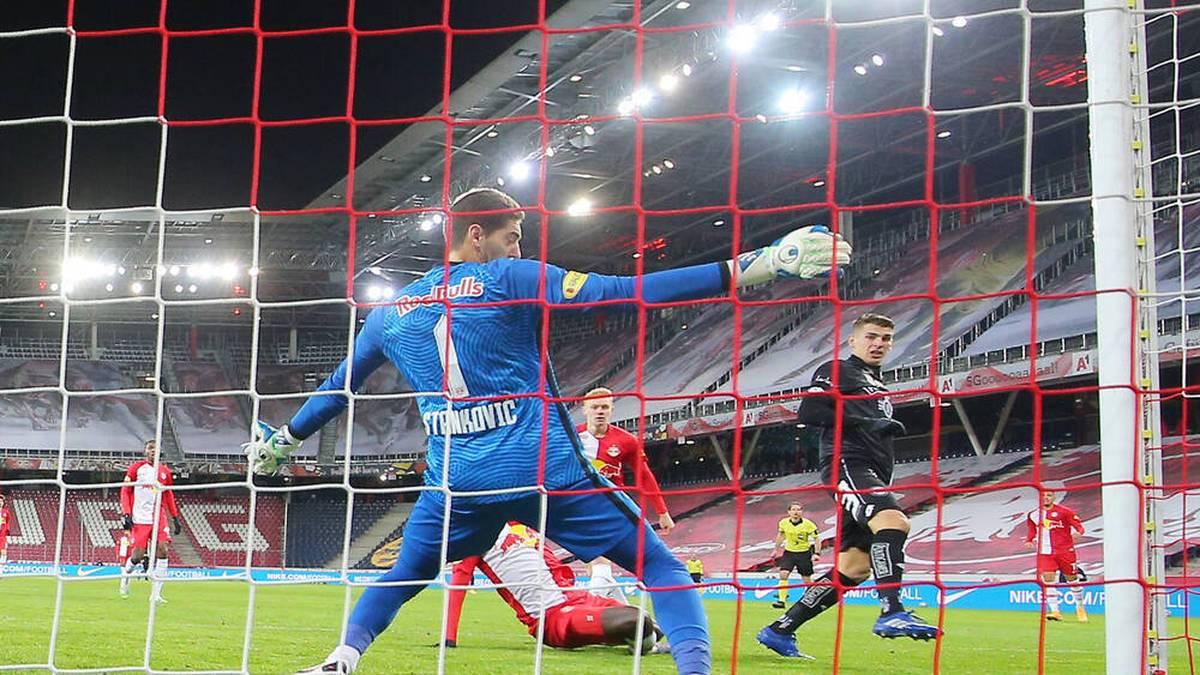 Bayern-Gegner Salzburg patzt überraschend