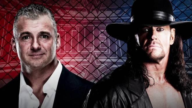 Shane McMahon und der Undertaker treffen bei WrestleMania 32 aufeinander