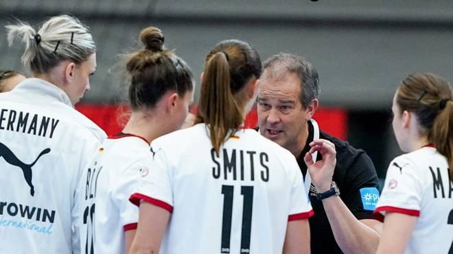 Deutsche Handballerinnen brauchen Zwei-Tore-Vorsprung