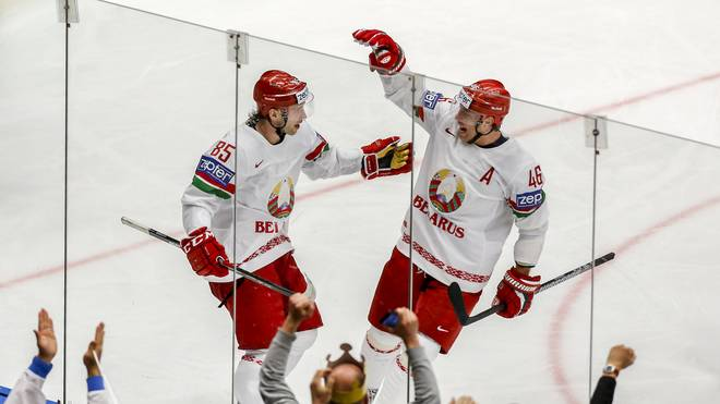 USA v Belarus - 2015 IIHF Ice Hockey World Championship