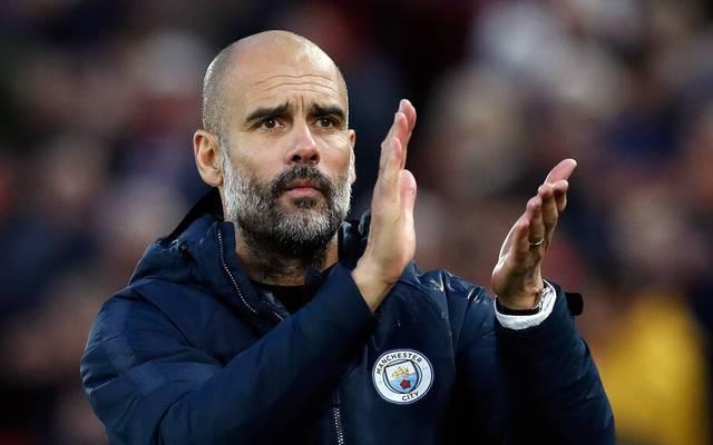 Pep Guardiola will mit Manchester City den ersten Königsklassen-Triumph der Vereinsgeschichte