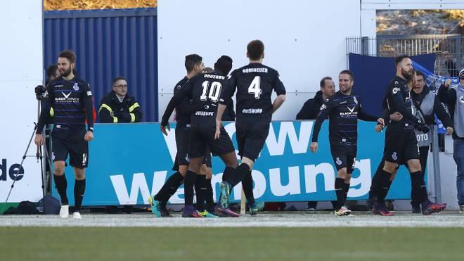Sportfreunde Lotte v MSV Duisburg - 3. Liga