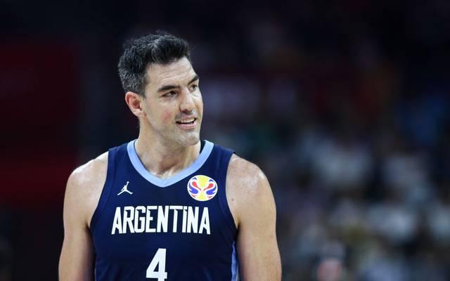 Oldie Luis Scola steht mit Argentinien im Finale der Basketball-WM