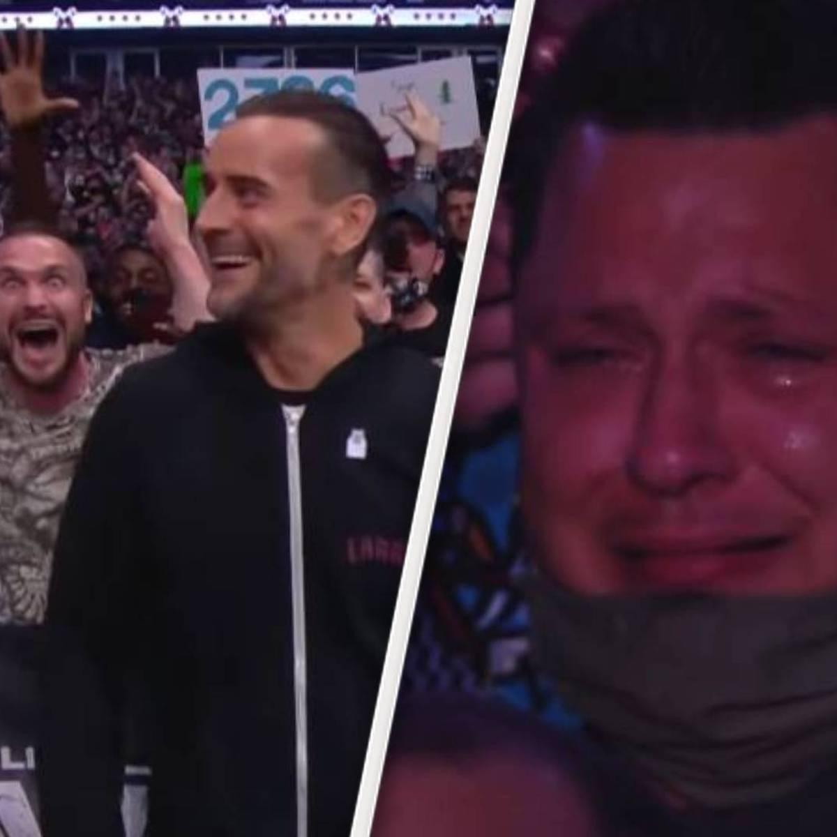 CM Punks Mega-Comeback: Fans flippen aus und weinen