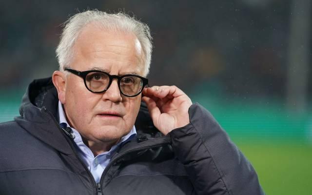DFB-Präsident Fritz Keller appelliert an die gesellschaftliche Verantwortung des Fußballs
