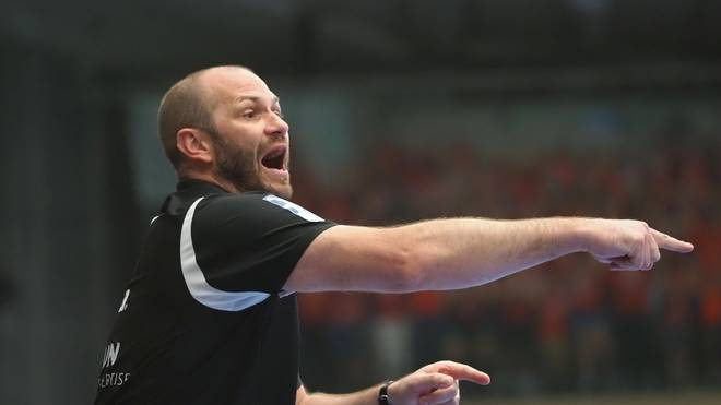 Heiko Grimm ist nicht mehr länger Trainer bei Melsungen