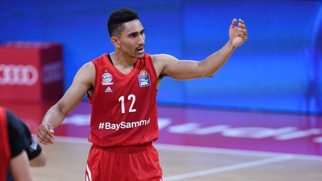 Maodo Lo spielt seit 2018 für den FC Bayern Basketball