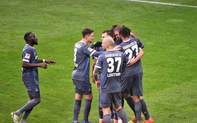 Der HSV bekommt es mit dem SV Sandhausen zu tun