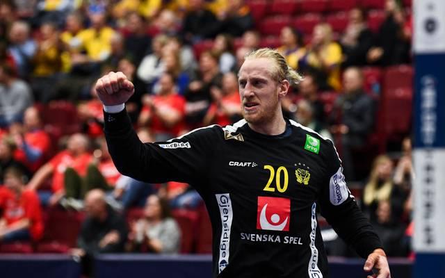 Der Schwedische Nationalkeeper hat das Coronavirus erfolgreich bekämpft